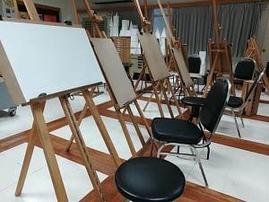 Thumbnail Atelier peinture